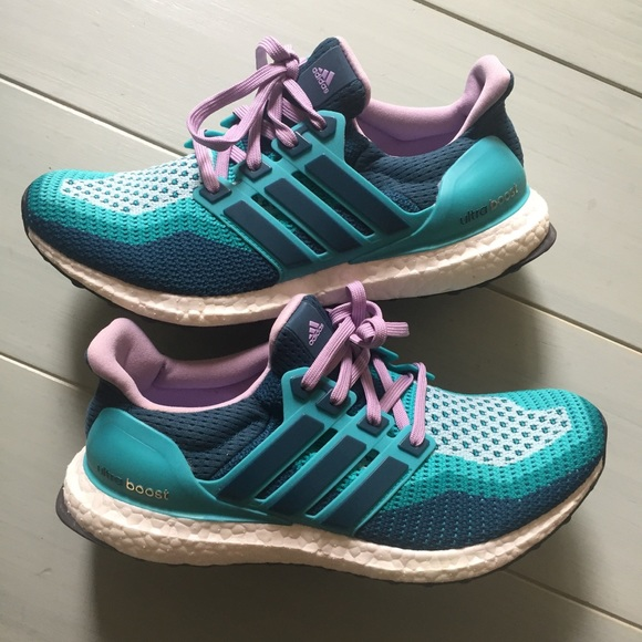 33cf4dc461b15 adidas Shoes - New Adidas Ultra Boost in Clear Green